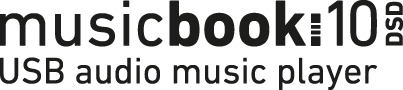 musicbook 10 DSD