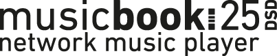 musicbook:25 DSD